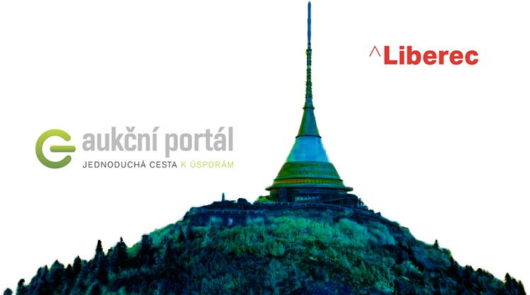E-aukční portál v Libereckém Zpravodaji
